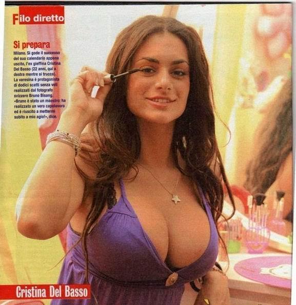 Кристина Дел Бассо (31 фотография)