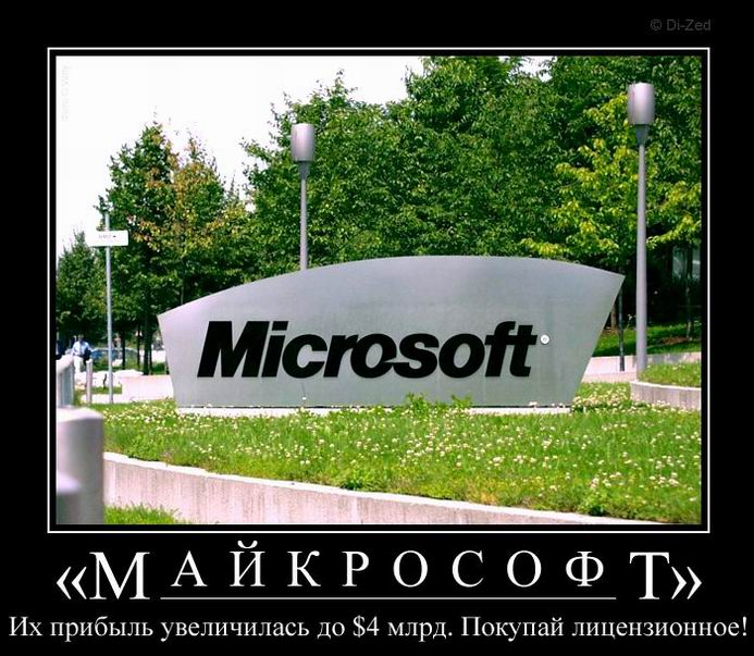 Майкрософт – Microsoft