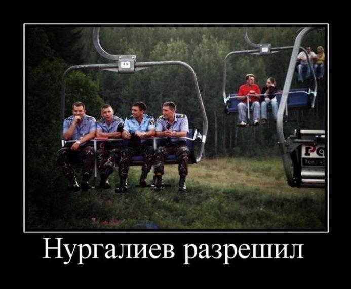 Нургалиев разрешил