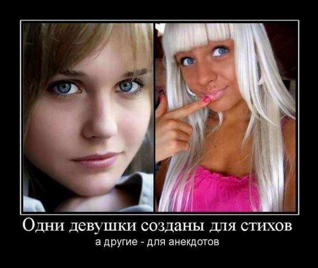 Демотиваторы про стереотипы поведения, дачный сезон и некрасивых женщин не бывает (162 часть, 50 фотографий)