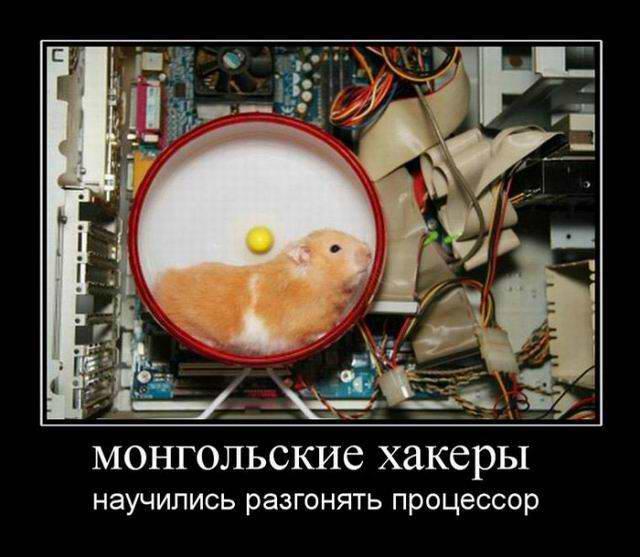 Монгольские хакеры научились разгонять
