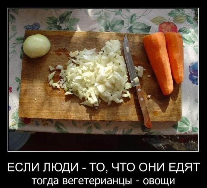 Люди – то, что они едят