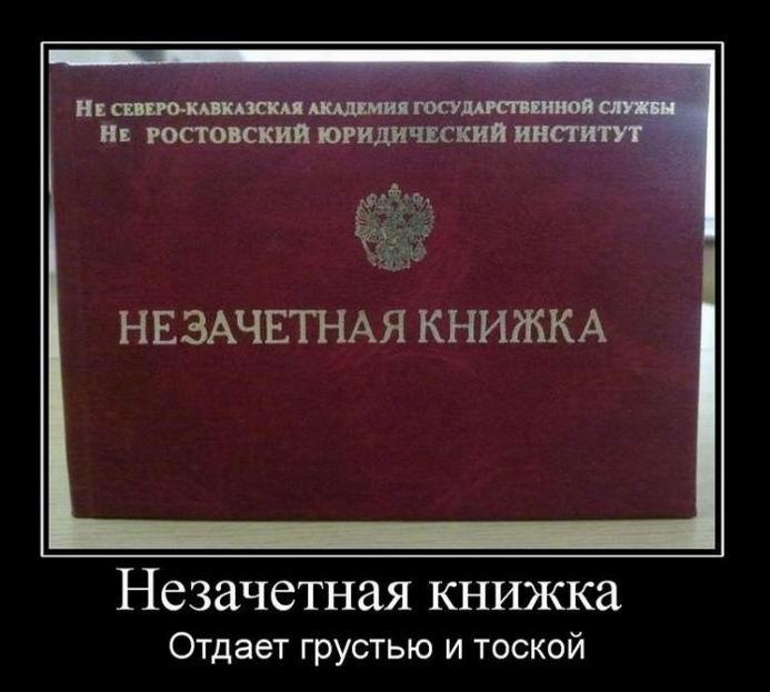 Не Ростовский Юридический институт