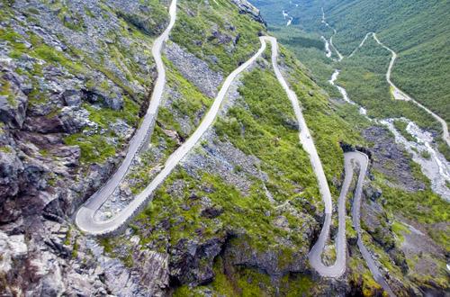 10 самых опасных дорог в мире (10 фото)