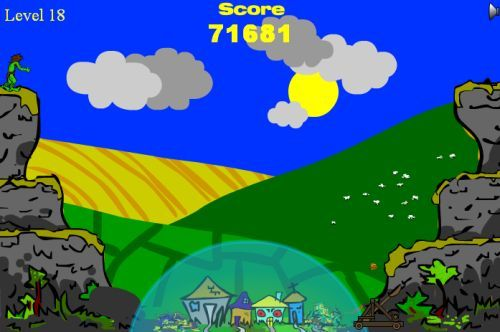 Boulderbasher 2 (flash игра)