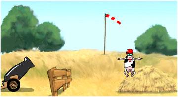 Коровопульта (flash игра)
