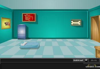 Собачья комната (flash игра)