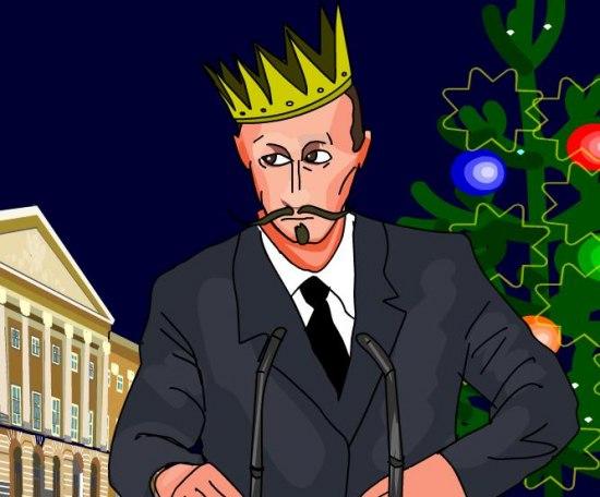 Масяня, новый год и кризис