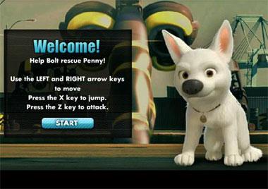 Run Bolt Run (flash игра)