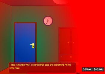 Выбираемся из красной комнаты flash игра