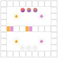 Логическая игра - Три брата