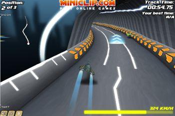 3D гонки (flash игра)