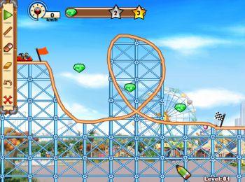 Rollercoaster Creator 2 - Строим американские горки
