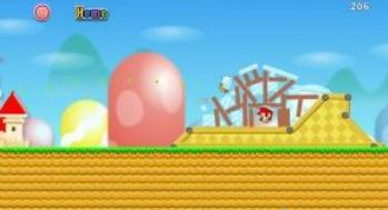 Angry Mushrooms (flash игра)