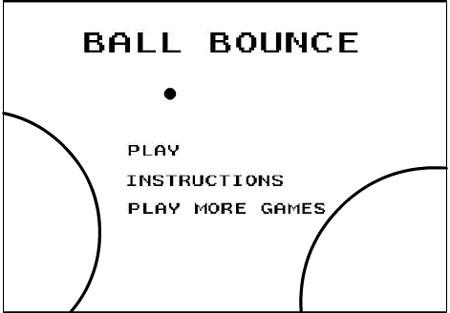 Блуждающий шарик (flash игра)