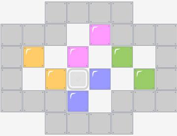 Игра  Block mover