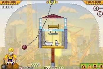 Building Demolisher (flash игра)