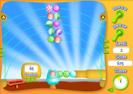 Candy Maker (flash игра)