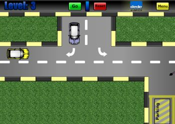 Парковка (flash игра)