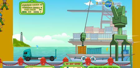 Cargo Master 2 (flash игра)