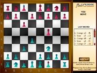 Сыграем в шахматы (flash игра)