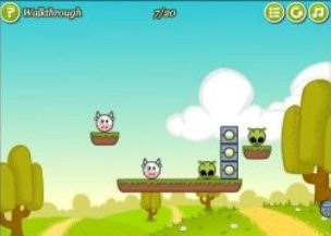 Cows vs Aliens (flash игра)