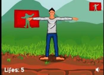 Flexible Dave (flash игра)