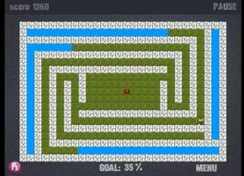 Наводнение (flash игра)