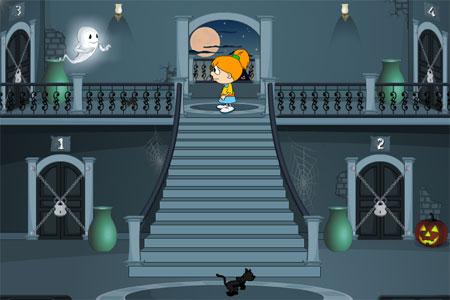 Хеллоуин (flash игра)