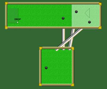 Мини гольф (flash игра)