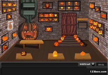 Всех с Днем всех святых - Хэллоуином. Выбираемся из комнаты!
