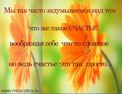 Счастье это...