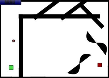 Mouse Avoider-X (flash игра)
