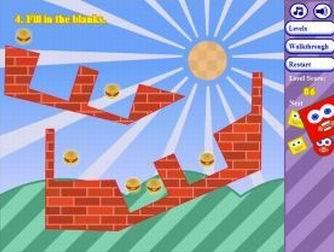 Голодные фигуры (flash игра)