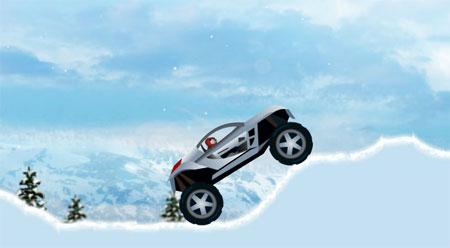 Ice Racer (flash игра)