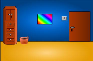 Выбираемся из комнаты (flash игра)