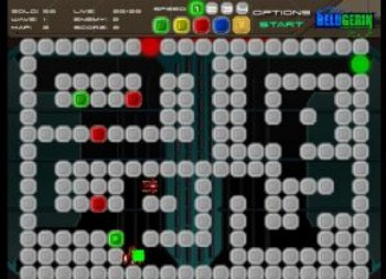 Infinite Tower Defense (flash игра)
