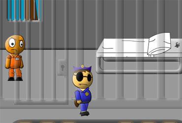Выбираемся из тюрьмы (flash игра)
