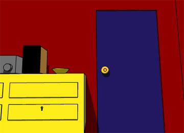 Любителям наших комнат: комната понедельника