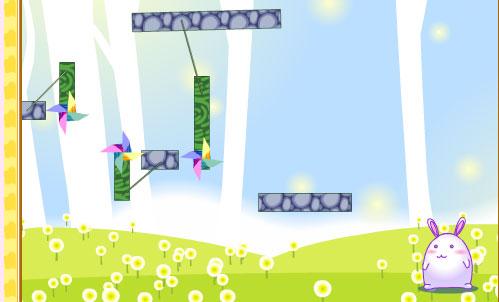 Кролик спасает мир (flash игра)