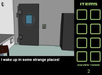 Lab Escape - очередная комната. Выбираемся!