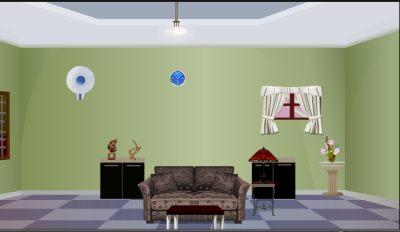 Living Room Escape (выбираемся из комнаты)