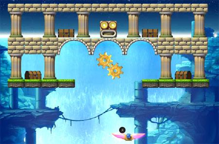 Maya Ball (flash игра)