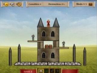 Medieval Smash (flash игра)