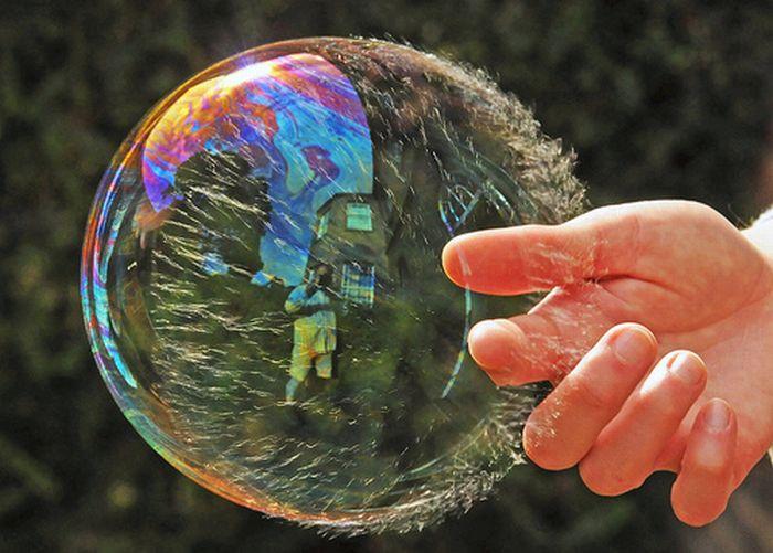 Как сделать мыльный пузырь (flash)
