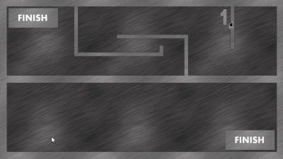 Зеркальная мышка (flash игра)
