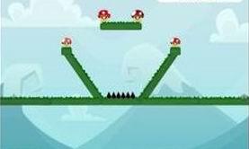 MushBooms – Level Pack (flash игра)