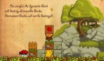 Ninja Mushroom (flash игра)
