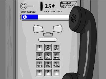 Выбираемся из телефонной будки