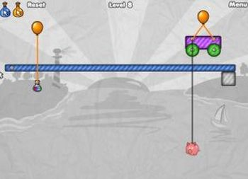 Pigs Will Fly (flash игра)